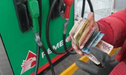 ¡Nuevo gasolinazo el 4 de febrero!