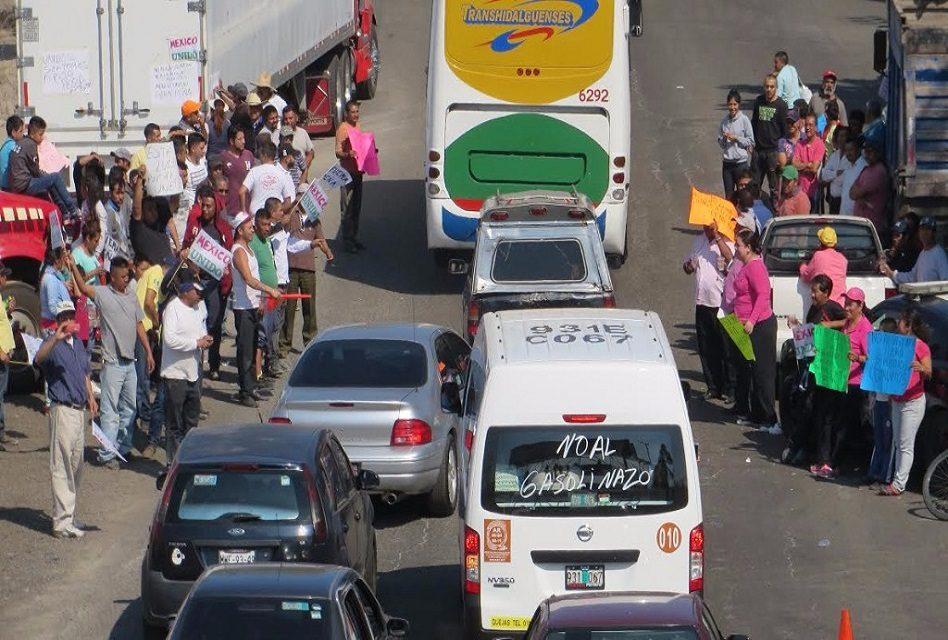 'Gasolinazo' salpica elecciones en Edomex