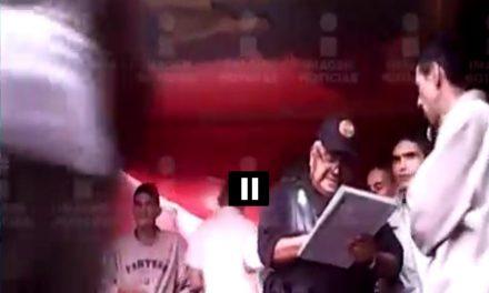 Video registra tianguis de drogas en Reclusorio Norte: guardias cobran cuotas (Video)