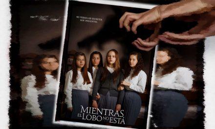 """¿Ya viste el avance de la película """"Mientras el Lobo no está""""? ¡Talento 100% mexicano!"""