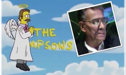 Muere la voz de Ned Flanders, Agustín Sauret ¡Adiós vecirinijillo!