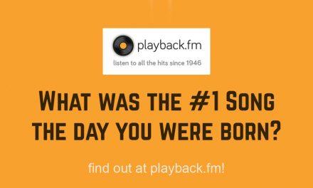 ¿Quieres saber que canción sonaba en la radio el día que naciste?