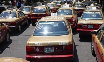 Taxistas realizarán bloqueo en CDMX por gasolinazo