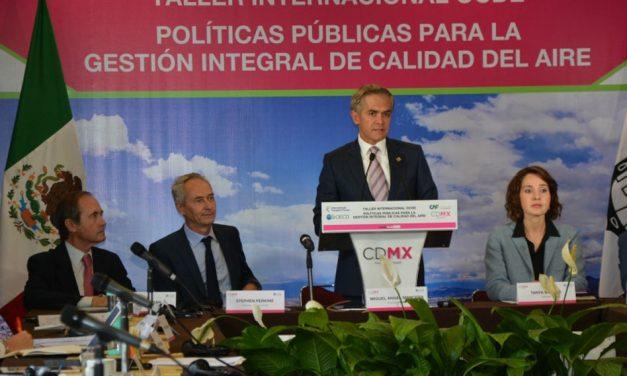 CDMX, CAMe y Gobierno Federal reunión con Megalópolis para prever contingencias ambientales