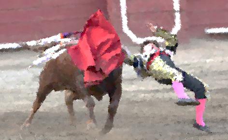El niño que murió queriendo ser torero (cuento no apto para antitaurinos)
