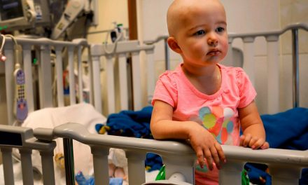 En nuestro país mueren cada año más de 2 mil niños por cáncer