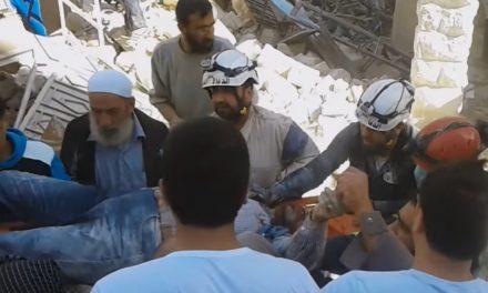 White Helmets: una historia de héroes reales, documental ganador del Oscar (video)