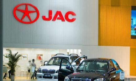 Fabricante chino de automóviles JAC se instalará en México; invierte 212 millones
