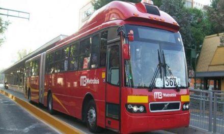 Dejan de operar unidades de Metrobus por gasolinazo