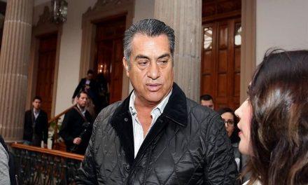"""Medina regresará a la cárcel"", advierte gobernador Jaime ""El Bronco"" Rodríguez"