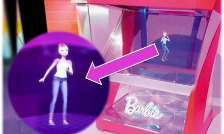 """¿Tienes niñas? ¡Viene la """"Hello Barbie Hologram"""" que hablará, enseñará yoga y a bailar!"""