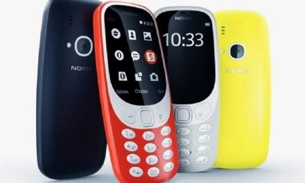 """¿Recuerdas el """"indestructible"""" NOKIA 3310? ¡Está de regreso y la batería dura casi un mes!"""