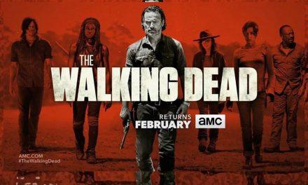 "¡Agarrense! Que ""The Walking Dead"" regresa este domingo 12 de Febrero"