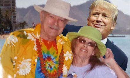 Mujer se divorcia de su esposo al enterarse que él votó por Trump