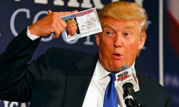 Miles firman petición para que México pida visa a Estadounidenses