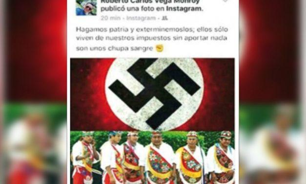 """""""Hagamos patria y exterminémoslos"""" Funcionario pide exterminar a Voladores de Papantla (lo cesan)"""