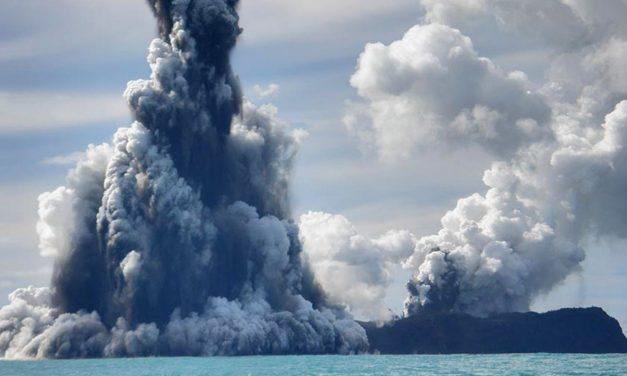 Peligro silencioso de los volcanes submarinos