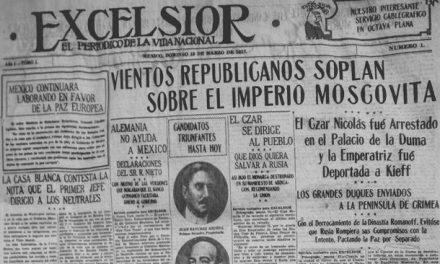 """""""Larga vida al Excélsior"""" (100 años)"""