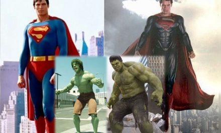 Los Súper Héroes ya no son como antes (Me robaron mi infancia)