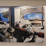 Exposición del artista Eduardo Chillida Belzunce