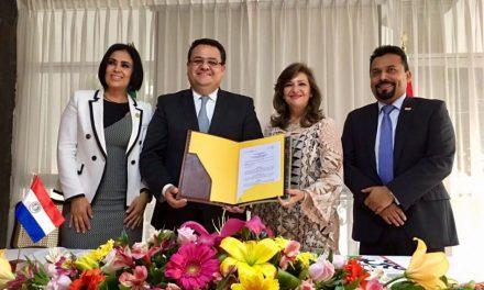 Estrechan lazos CDMX y República del Paraguay para promocionar sitios turísticos