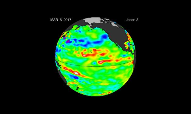 De nuevo se está desarrollando El Niño