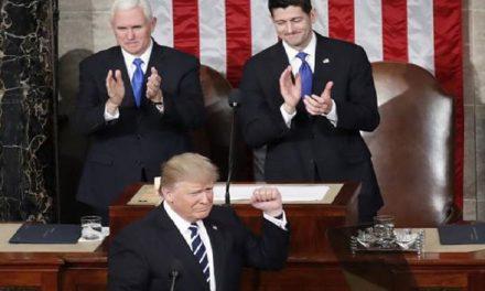 """Trump propone migración basada en """"méritos"""""""