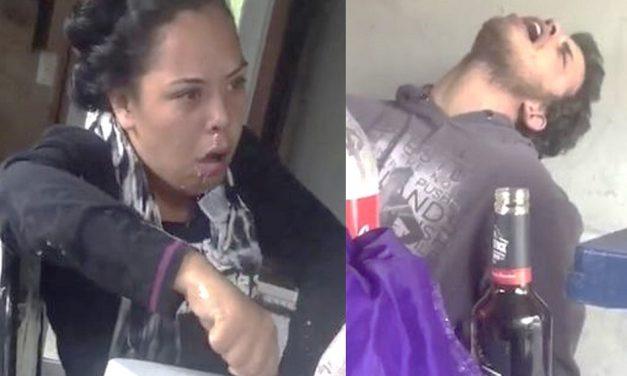 Graba a su hermana drogada y sube el video para que jóvenes no lo hagan (FUERTE VIDEO)