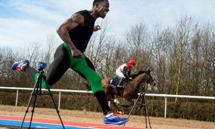 Humano Vs caballo ¿Quién crees que gane? ¡Hagan sus apuestas!