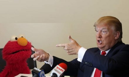 """Elmo """"se queda sin trabajo"""" por los recortes presupuestales de Trump"""