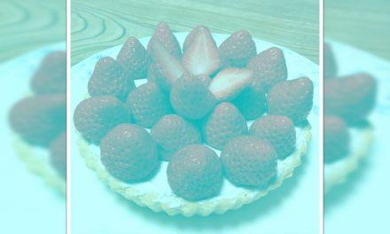 No, en esta foto no hay ninguna fresa roja ¡Tu mente te está engañando!