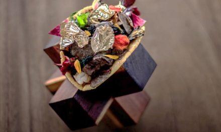 Chef mexicano crea un taco que cuesta 25,000 dlls ¡Dos para llevar con salsa!