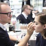 Peter Philips, el artista detrás del maquillaje de Dior