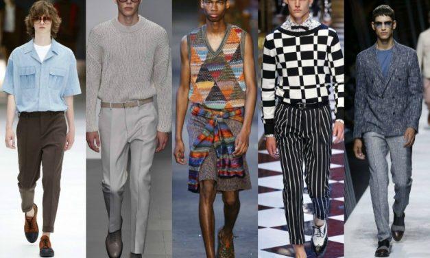 Dogmas fashionistas para el hombre de esta primavera