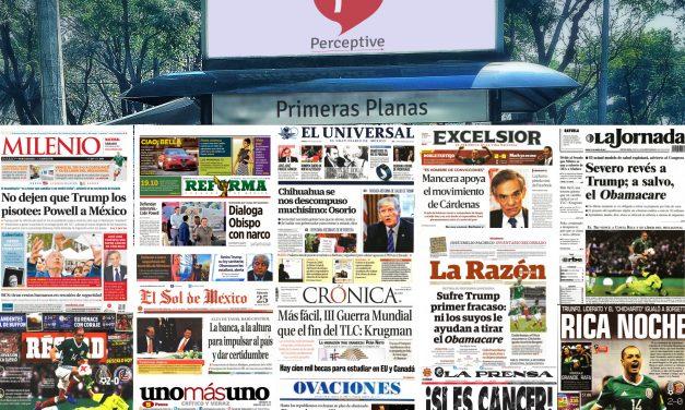 Primeras planas México