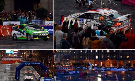 CDMX, Capital del Deporte: Rally México
