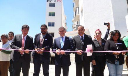 Cumple Gobierno CDMX con entrega de 60 viviendas dignas en GAM