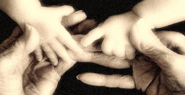 Los hijos son como los dedos de las manos…