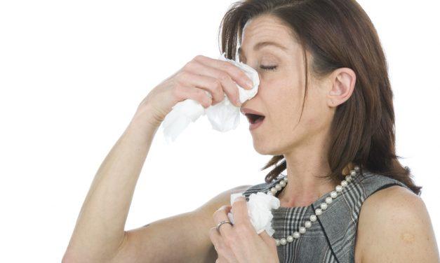 Alergia nasal en la ciudad de México