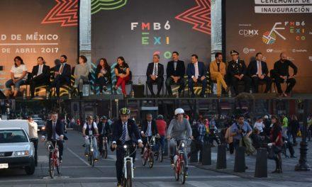 """Implementa Gobierno de CDMX Programa """"Rueda Seguro""""; brindará servicios de asistencia integral a ciclistas"""