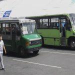 Sube un peso transporte público concesionado en CDMX
