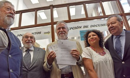 SCJN admite reclamación de Constituyente por Carta Magna Capitalina
