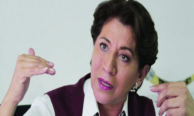 Delfina admite que aceptó donaciones de trabajadores de Texcoco; práctica aceptada en otros partidos no ilegal