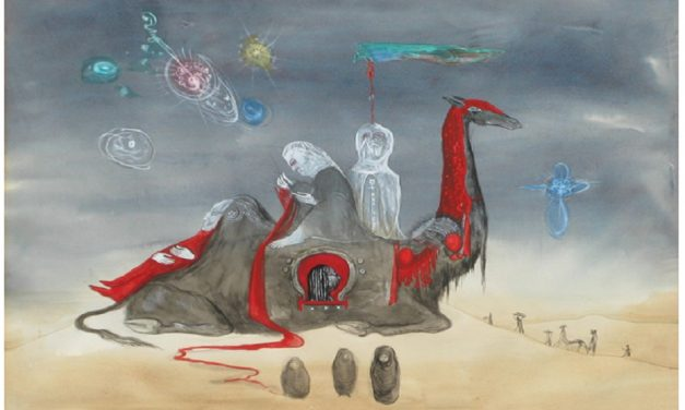 La Imaginación delirante de Leonora Carrington
