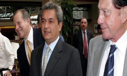 Solicitan extradición de Yarrington por vía diplomática