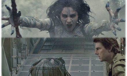 """Nuevo trailer de """"La momia"""" con Tom Cruise ¡Se ve buenísima y lo que le sigue!"""