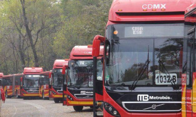 Horarios de servicio del transporte público de CDMX en Semana Santa