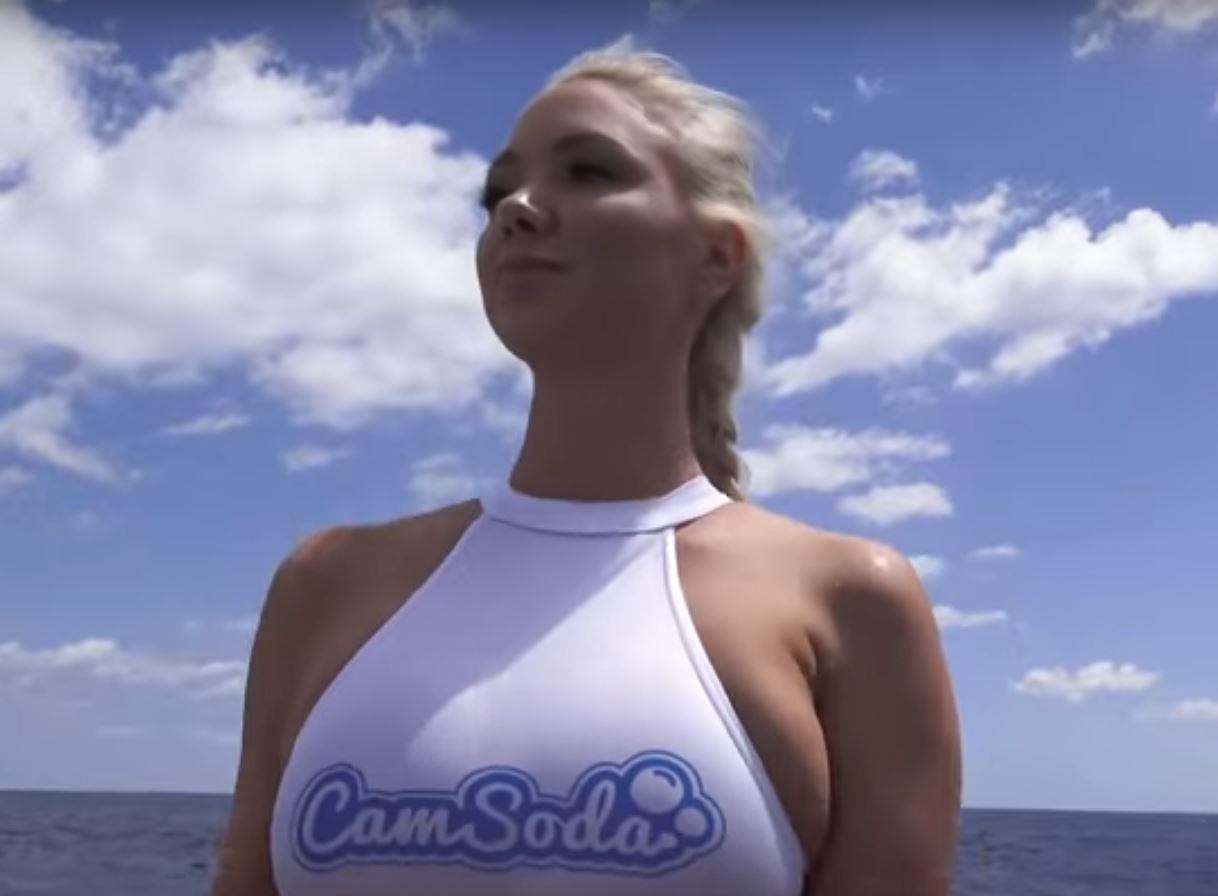 Actriz Porno Es Mordida Por Tiburon muerden a actriz porno | fernanda familiar