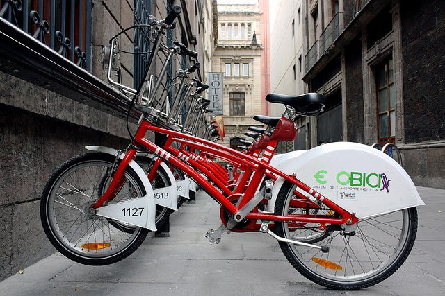 Ciudad de México tendrá Ecobicis eléctricas