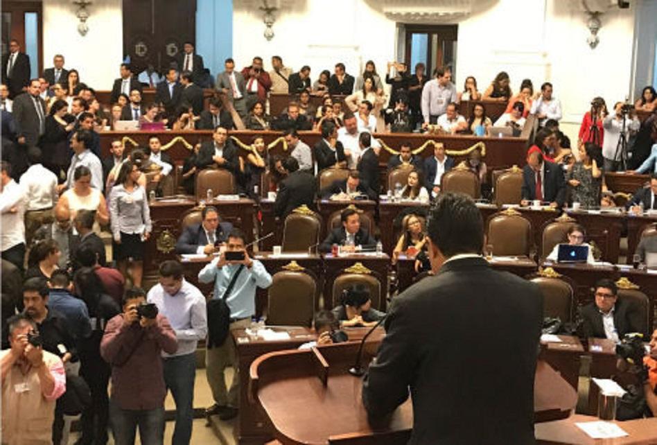 Diputados aprueban nueva ley electoral para la CDMX